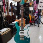 エレキギター「PACIFICA612VⅡX」