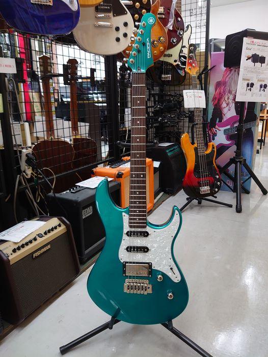 エレキギター PACIFICA612VⅡX